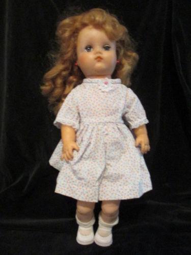Horsman Doll 1960 Ebay