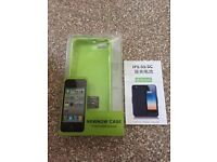 Iphone 5C/S battery case BNIB
