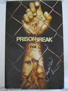 Prison Break Signed