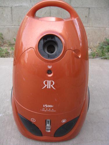 Riccar Canister Vacuum Ebay