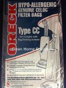 Oreck XL Bags