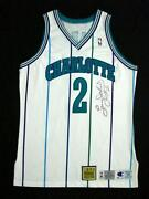Larry Johnson Champion Jersey