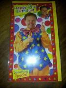 Mr Tumble Card