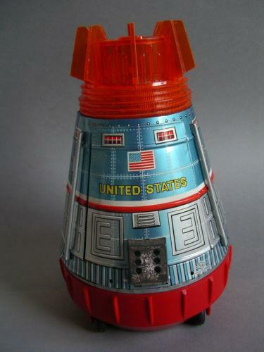 Space Capsule Toy