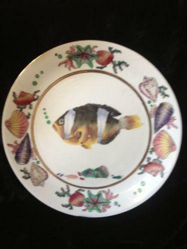 Vintage Decorative Wall Plates