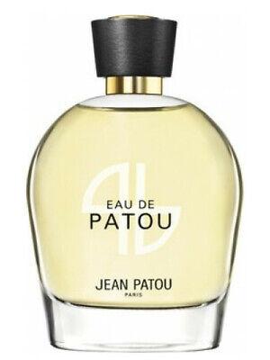 EAU DE PATOU Jean Patou EDT Spray Collection Heritage 100ml NEW