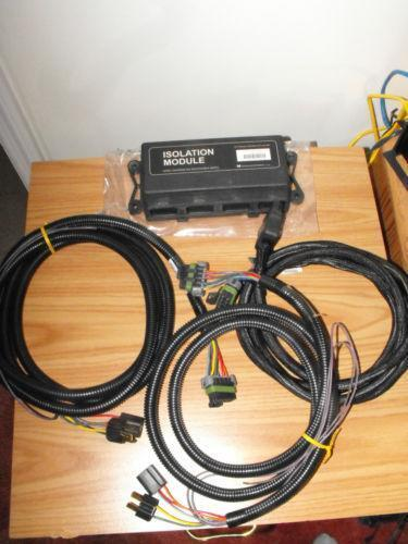 Western Snow Plow Wiring Harness