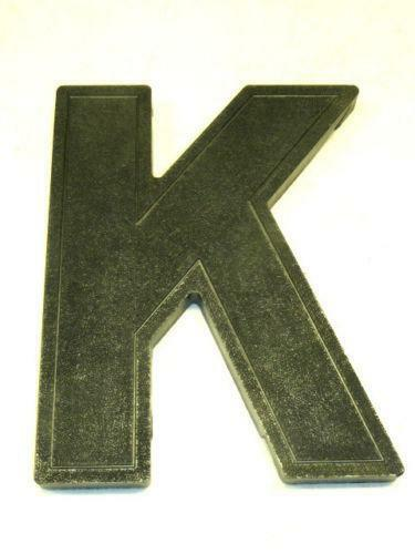 vintage marquee letters plaques signs ebay With ebay marquee letters