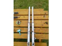 1995 Yamaha Xv535 Virago Forks Suspension