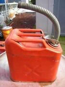 Blitz Gas Can
