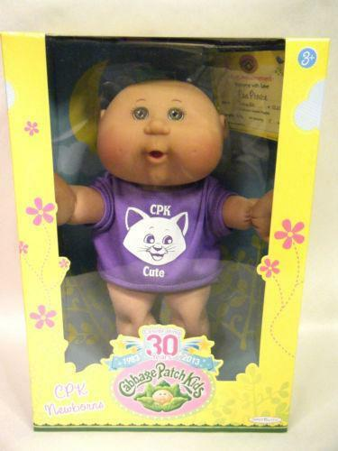 Cabbage Patch Newborn Ebay