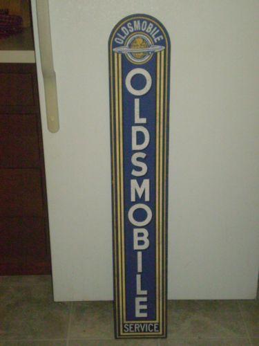 Oldsmobile Sign Ebay