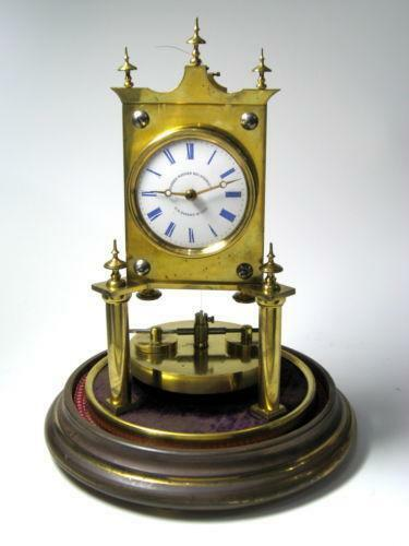 Torsion Clock Ebay