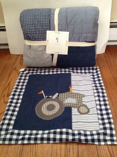 Tractor Twin Bedding Set : Tractor bedding twin ebay