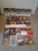 Marvel Graphic Novel Lot