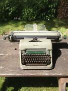 Manual Typewriter