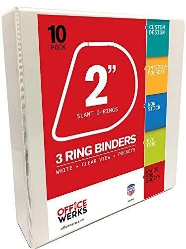 3 ring binder
