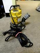 Used Submersible Water Pump
