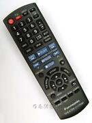 Panasonic Home Theater Remote Control