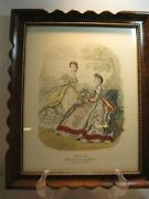 French Framed Print
