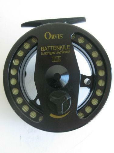 Orvis battenkill fly fishing reels ebay for Fly fishing reels ebay