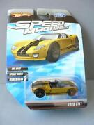 Hot Wheels Speed Machines