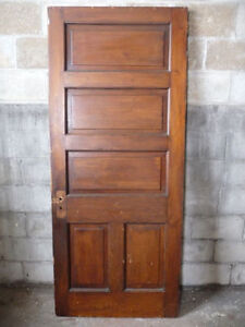 LF: an exterior door for a Victorian house Kingston Kingston Area image 9