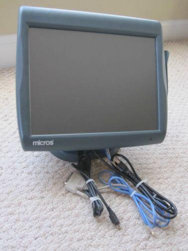 Micros Workstation 5 Restaurant Systems Ebay