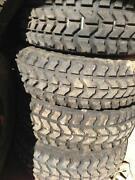 Humvee Tires