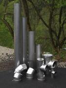 Stainless Stove Pipe