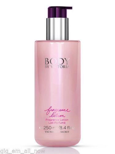 Body By Victoria Lotion Ebay