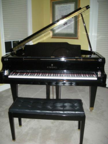 Kimball Baby Grand Piano Ebay