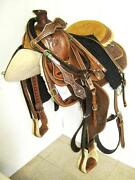 15 Roping Saddle
