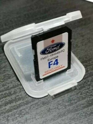 FORD SD CARD NAVIGATION F5 SYNC 2 EUROPA 2016 FOCUS KUGA MONDEO TOURNEO MUSTANG