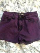 High Waisted Shorts 10