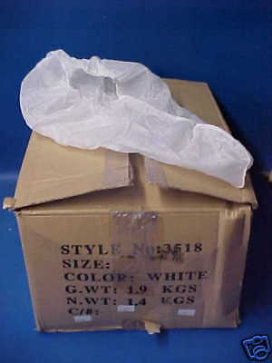 NEW! WEST CHESTER #3518 SHOE & BOOT COVERS / 200-count
