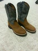 Used Ariat Boots Mens