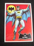 Batman Cards