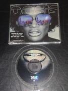 Oasis CD Single