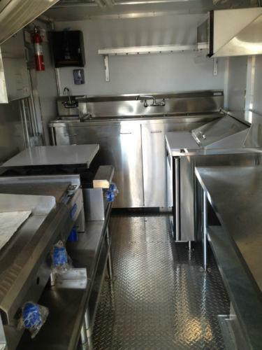 Food Truck Equipment New Used Restaurant Ebay