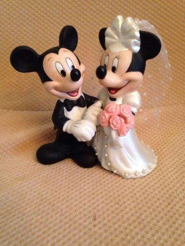 Mickey Mouse Cake Topper Ebay