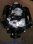 Rebuilt Chevy 350 Engine