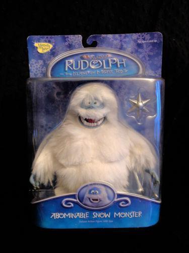 Abominable Snow Monster: Toys & Hobbies   eBay   375 x 500 jpeg 21kB