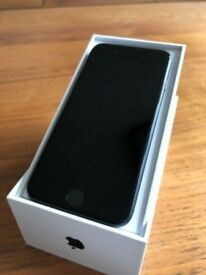 iPhone 7 256gb Black, Boxed, Original accessories, 3 months old. Totally immaculate