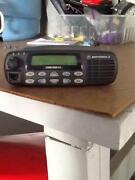 Motorola Two Way Radio VHF