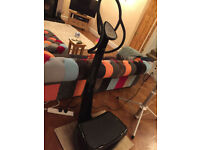 **Power Plate my3 Black - Vibration Plate VGC HARDLY USED**