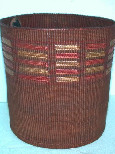Large Antique Basket Ebay