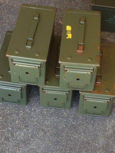 Military Box Ebay