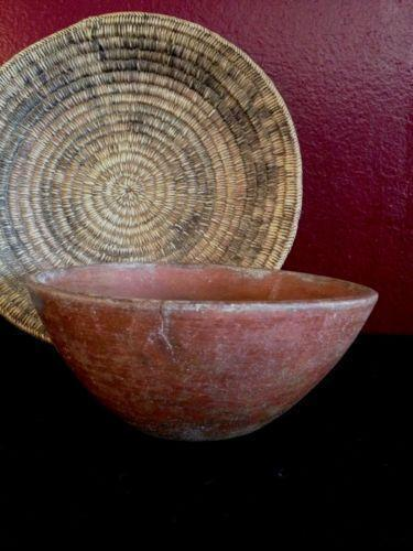 old indian pottery