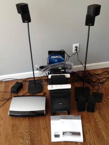 Bose Lifestyle 28 Home Theater System Ebay